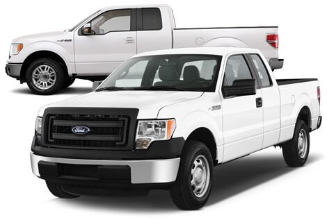 2013 Ford F-150 engine specs