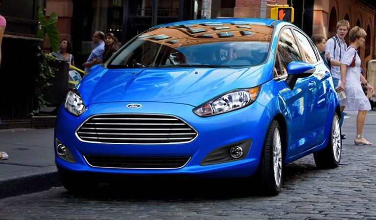 2016 Ford Fiesta at Osseo Auto in Eau Claire