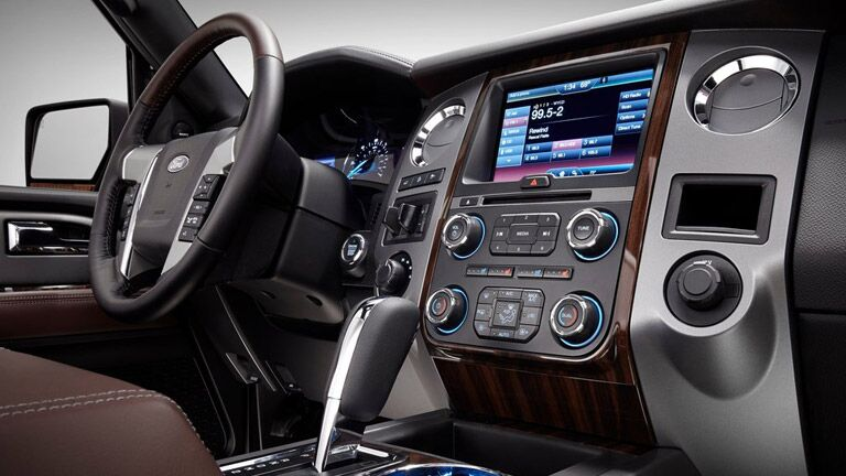 The 2015 Ford Expedition Winder GA is great on any terrain.