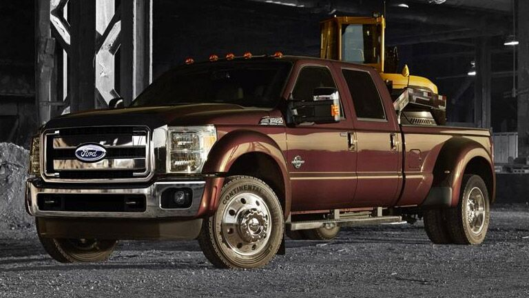 The 2015 Ford Super Duty Athens GA makes it easy to tow and haul just about anything.