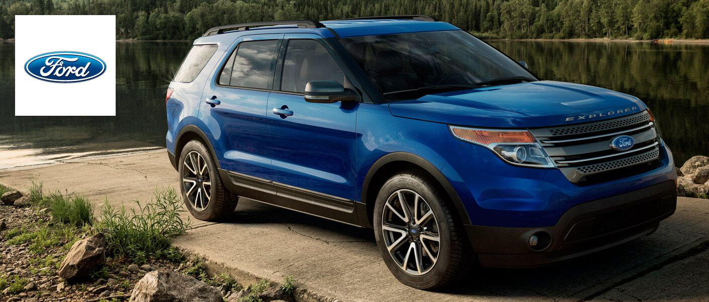 The 2015 Ford Explorer Atlanta GA is a great vehicle for adventure.