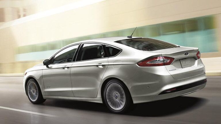 The 2015 Ford Fusion Atlanta GA is available right now at Akins Ford.