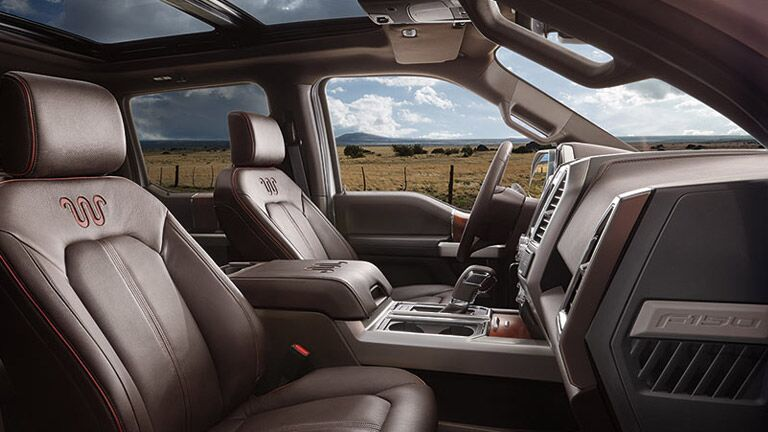 Ranch Jeep >> 2015 F150 King Ranch Interior | www.imgkid.com - The Image Kid Has It!