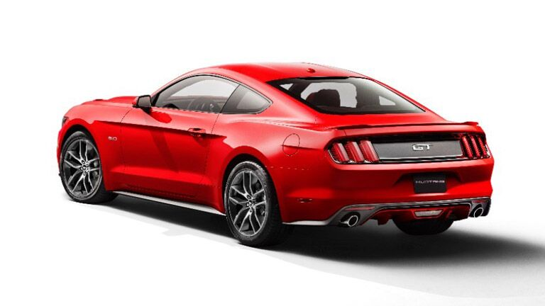 The 2015 Ford Mustang Athens GA is available at Akins Ford!