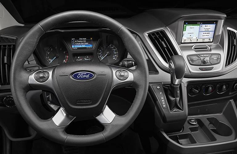 2016 Ford Transit Driver's Seat