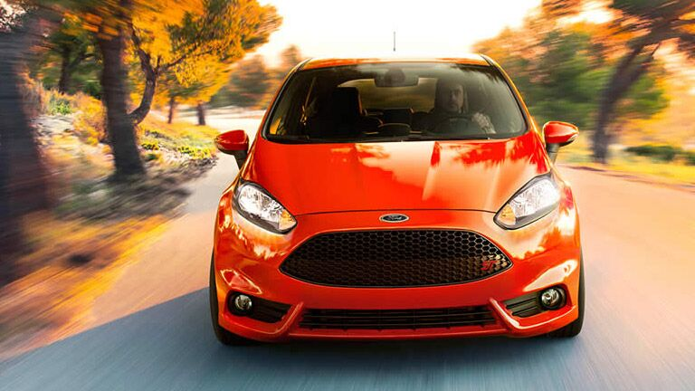 Get the 2016 Ford Fiesta Atlanta GA today at Akins Ford!