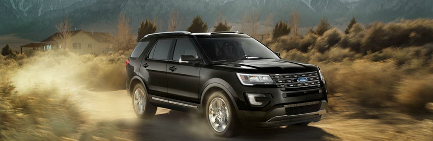 The 2016 Ford Explorer Atlanta GA is a great vehicle for just about any circumstance.