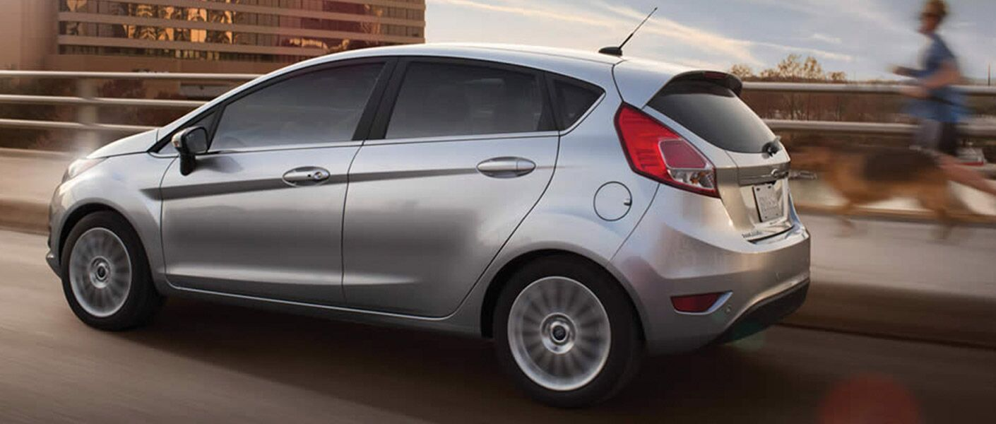 The 2016 Ford Fiesta Atlanta GA is sporty and speedy.
