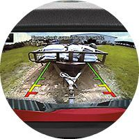 Rearview camera 2015 Ford Super Duty F-350