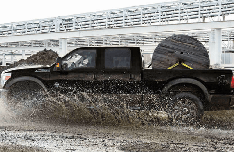 The 2016 Ford Super Duty Atlanta GA is powerful and efficient.
