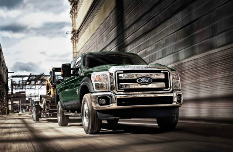 There are a number of things you can do with the 2016 Ford Super Duty Atlanta GA.