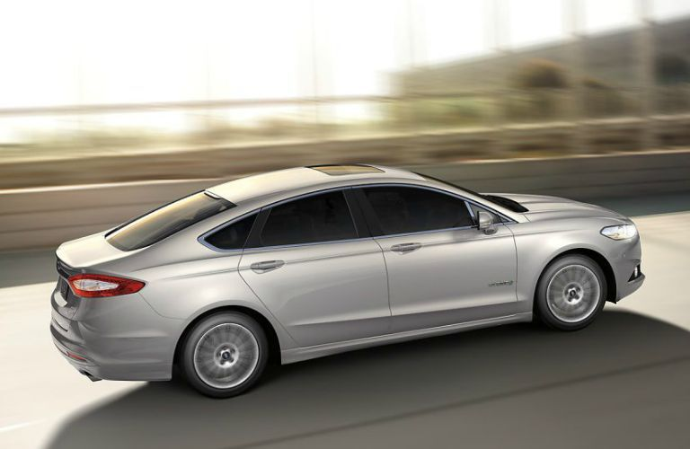 The 2016 Ford Fusion Atlanta GA is sleek and sophisticated.