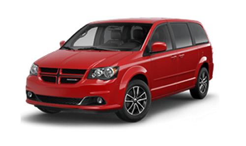 Dodge Grand Caravan R/T