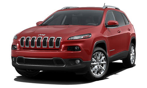 Jeep Cheorkee Trailhawk