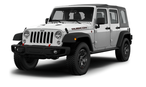 Jeep Wrangler Unlimited Rubicon Hard Rock