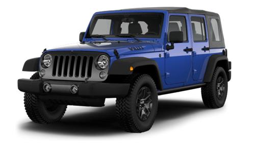 Jeep Wrangler Unlimited Willys Wheeler W