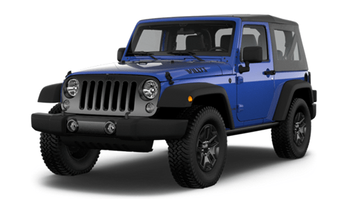 Jeep Wrangler Willys Wheeler W