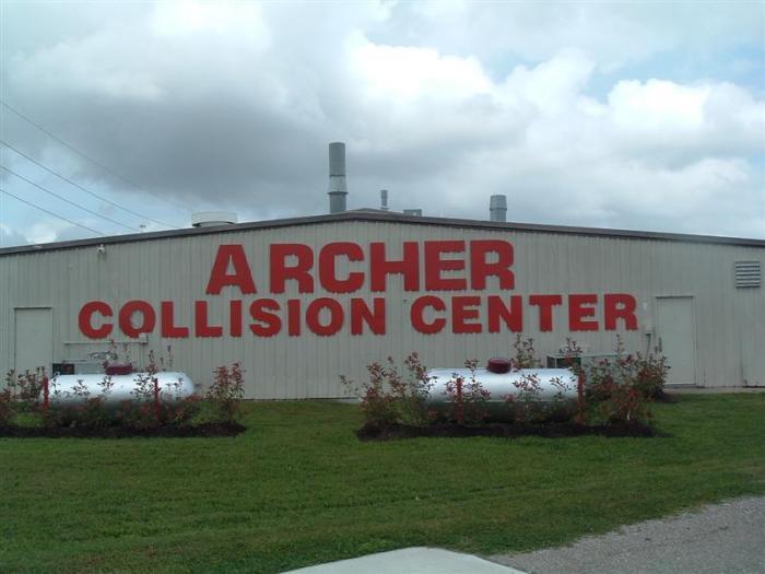 Archer Collision Center