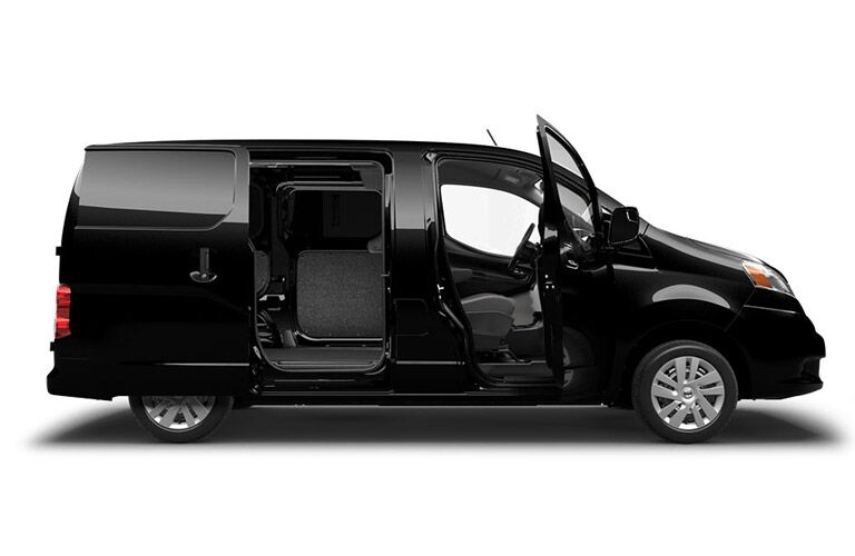 2016 Nissan NV200 Side