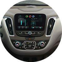 2016 Chevy Malibu MyLink with Apple CarPlay