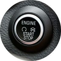Tech features like stop/start on the 2015 Ford Focus