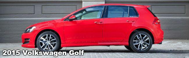 2015 volkswagen golf information and specs