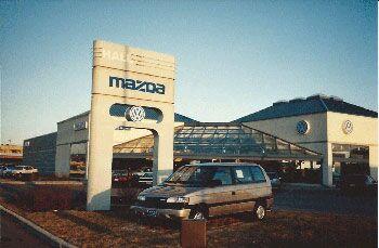 Hall Mazda