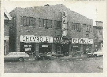 Hall Chevrolet