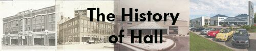 The History of Hall