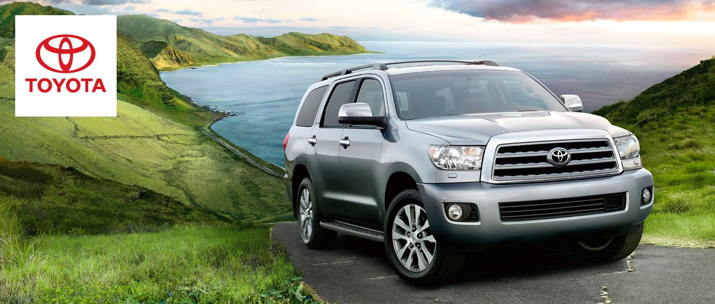 2015 Toyota Sequoia in Chicago area