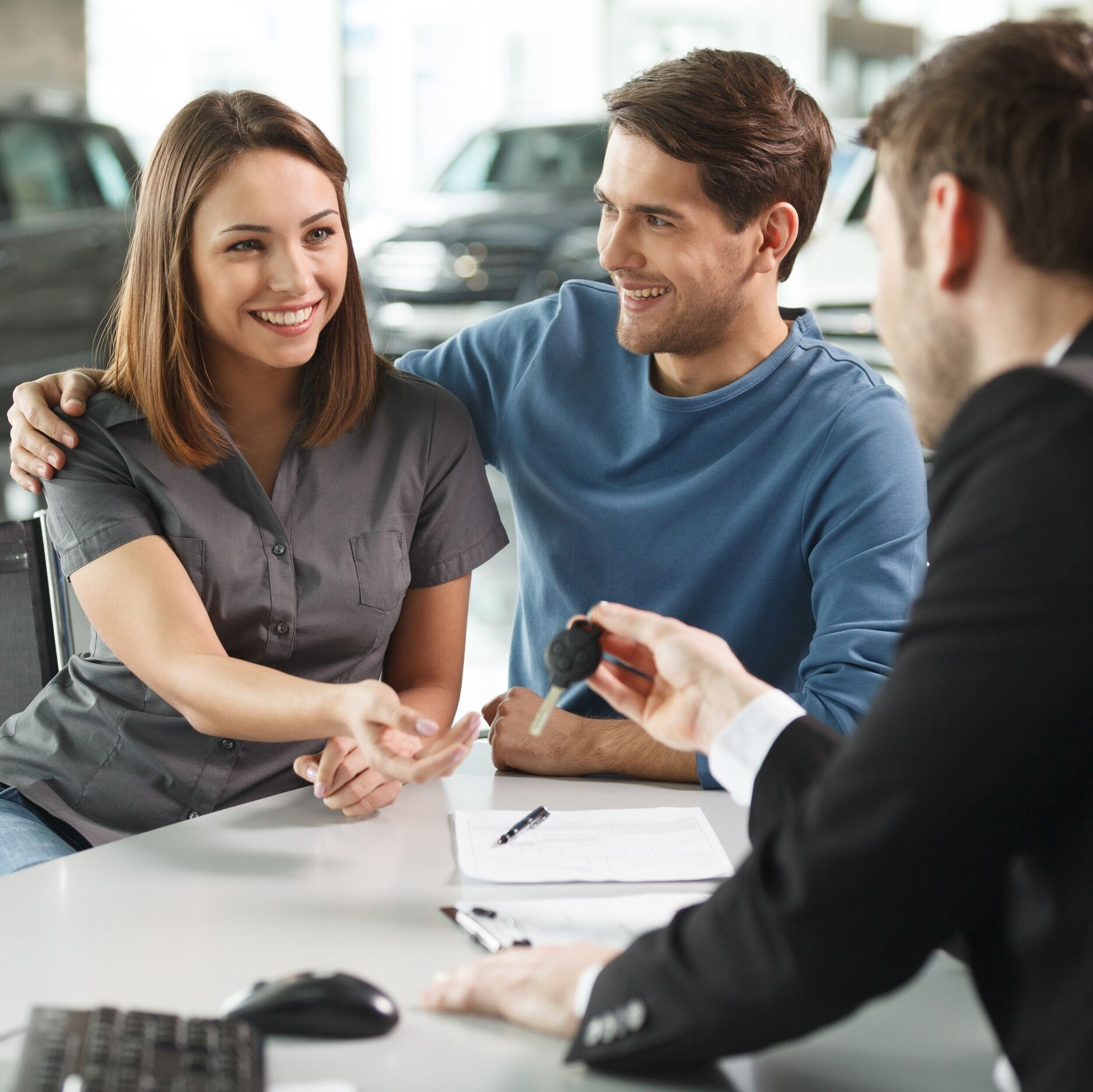 Finance your Toyota in Chicagoland
