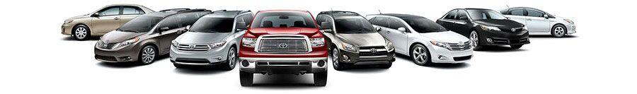 CPO Toyota cars