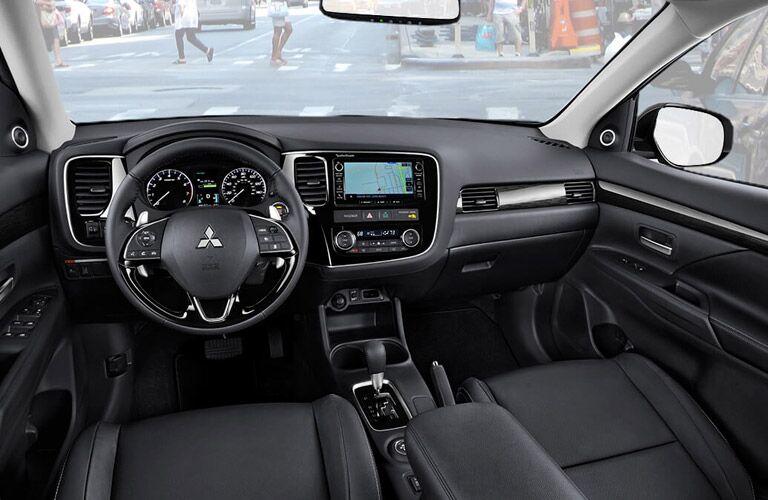 2016 Mitsubishi Outlander vs 2016 Acura MDX
