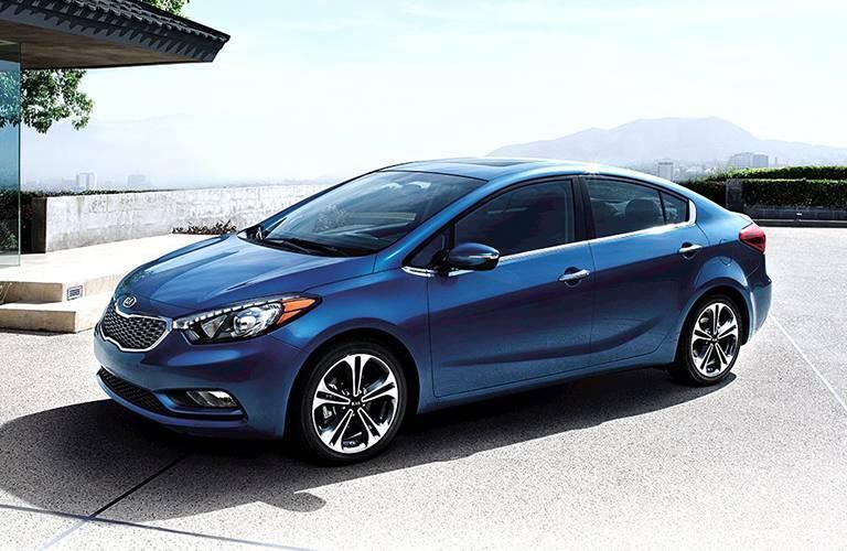 Kia Forte vs Hyundai Elantra economical gas mileage