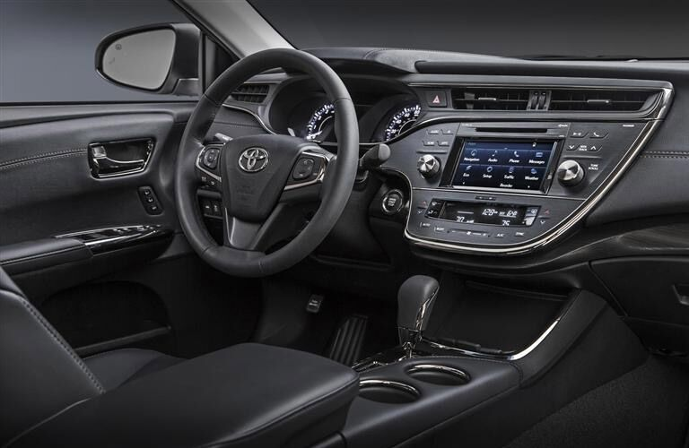2016 Toyota Avalon Luxury Interior