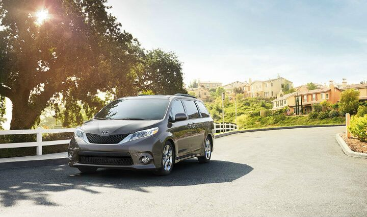 Smooth handling standard with 2016 Toyota Sienna near Lima, OH at Allan Nott Toyota