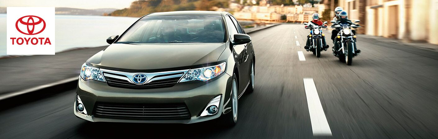 2014 Toyota Camry Hybrid in Lima, OH