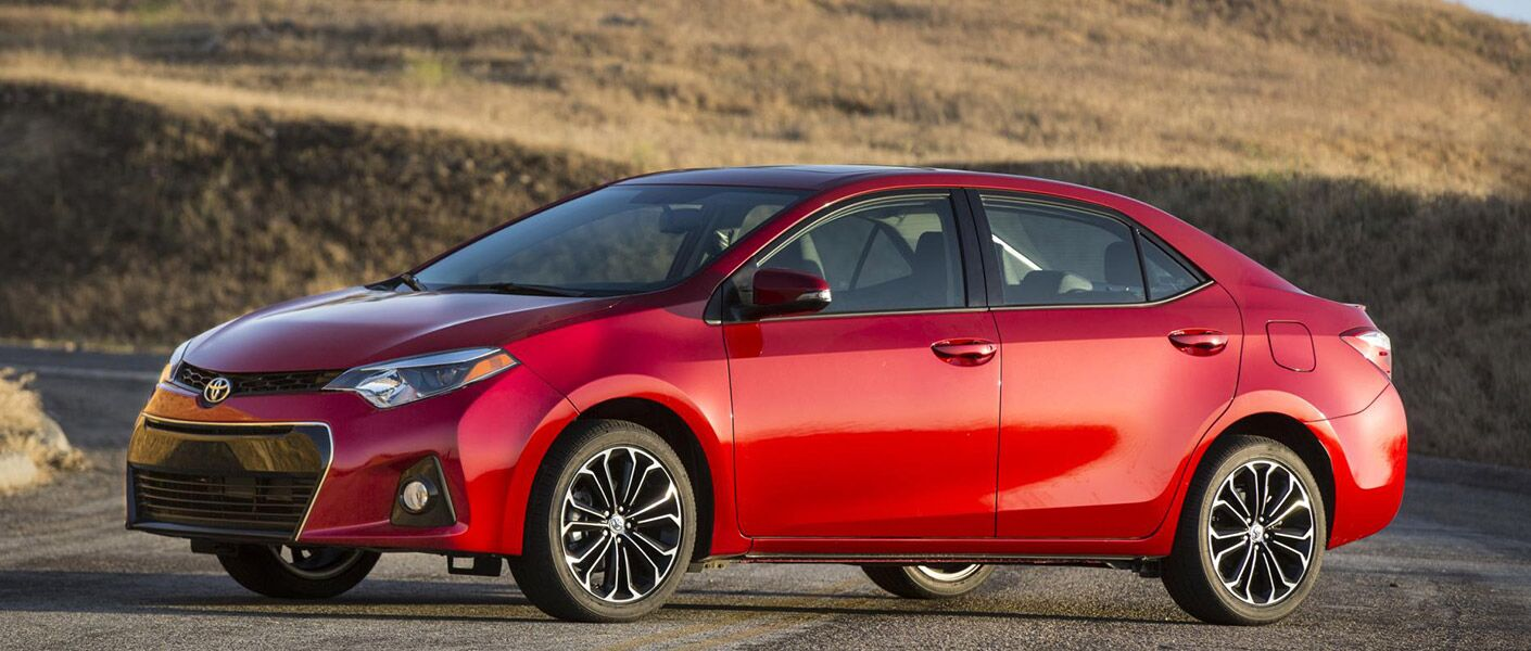 2014 Toyota Corolla Lima Bowling Green, OH