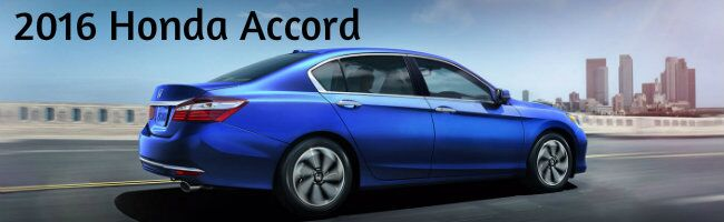 2016 Honda Accord Clifton NJ