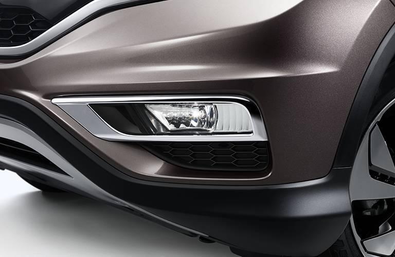 2016 Honda CR-V fog lights