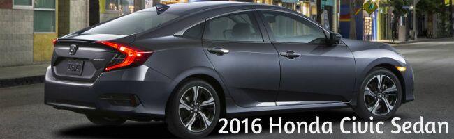 2016 Honda Civic Sedan Clifton NJ
