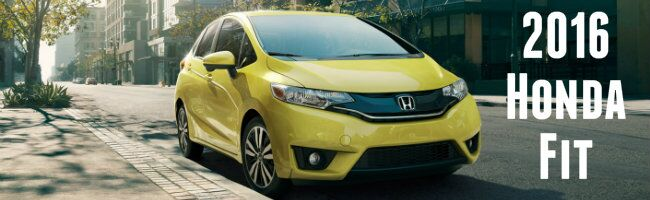 2016 Honda Fit in Clifton NJ