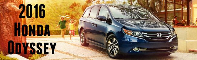2016 Honda Odyssey in Clifton, NJ