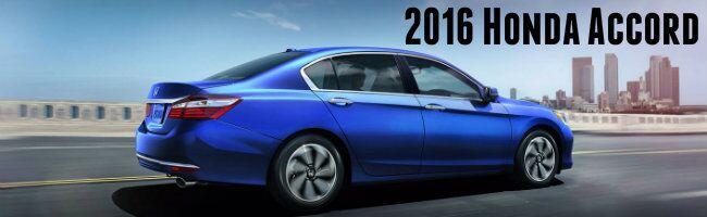 2016 Honda Accord Clifton NJ