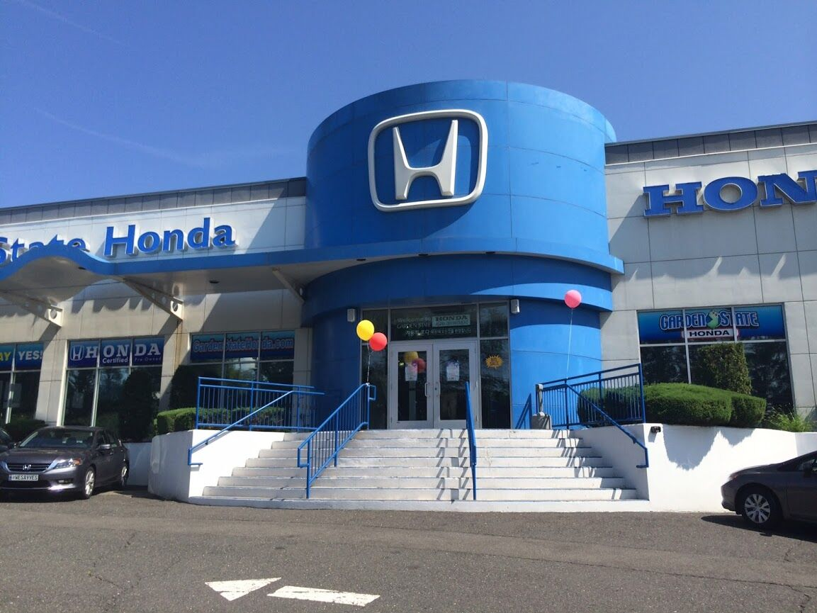 Purchase your next car at Garden State Honda