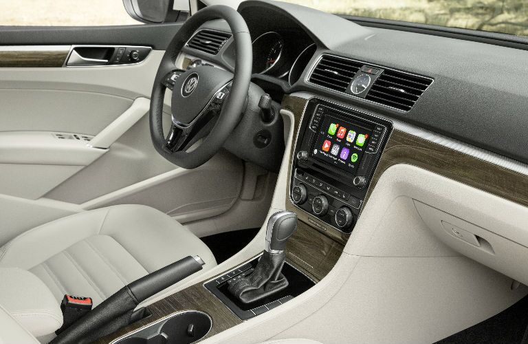 2016 Volkswagen Passat Oneonta NY interior front