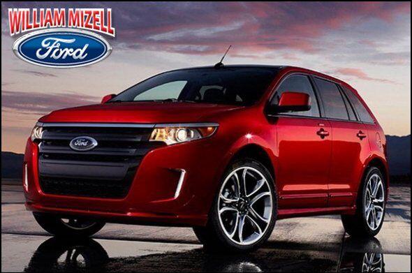 2012 Ford Edge Augusta GA