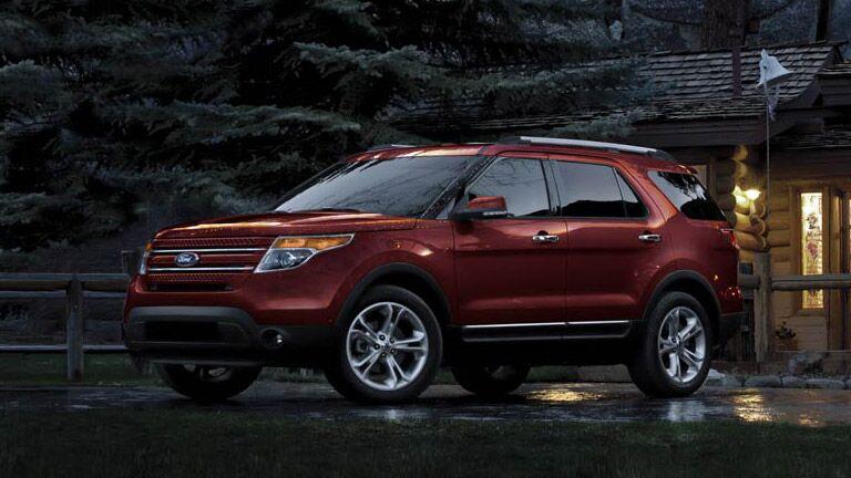 Ford Explorer Waynesboro GA