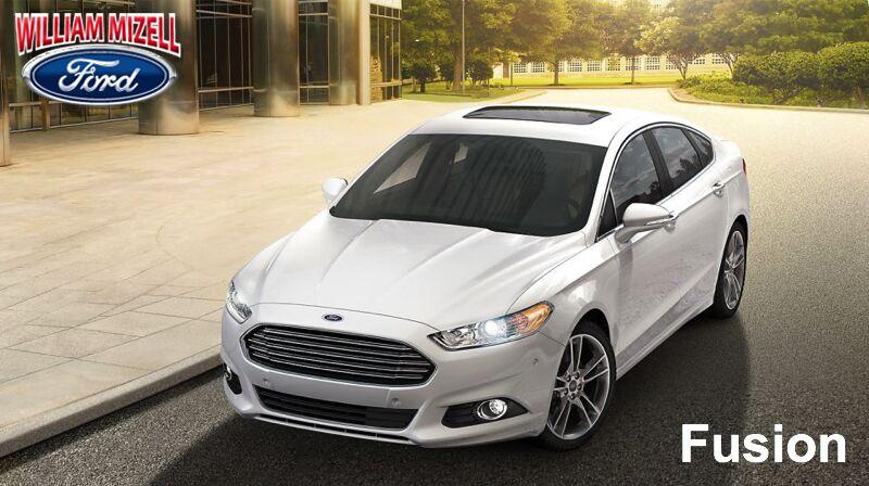 Ford Fusion Augusta GA