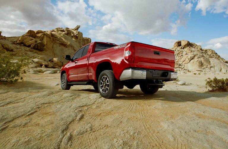 2016 Toyota Tundra exterior off-road